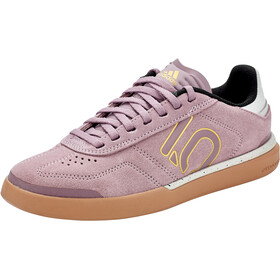 adidas Five Ten Sleuth DLX Zapatillas MTB Mujer, legacy purple/matte gold/gum M2